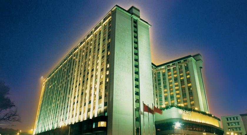 China Hotel, A Marriott Hotel, Guangzhou, 5*, Гуанчжоу