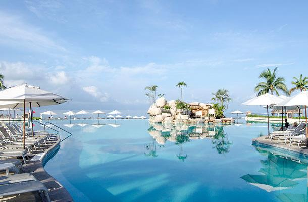 фотографии отеля CasaMagna Marriott Puerto Vallarta Resort & Spa изображение №3