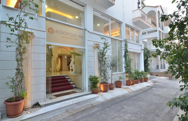 фото отеля Best Western Acropolis Ami Boutique изображение №1