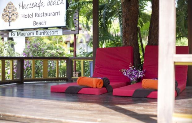 фото Hacienda Beach (Ex. Maenamburi Resort) изображение №38