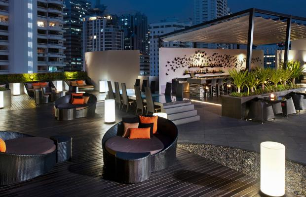 фотографии отеля Four Points By Sheraton Bangkok изображение №3