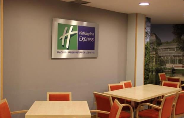 фотографии Holiday Inn Express Madrid-San Sebastian de los Reyes изображение №12