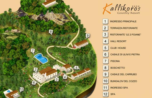 фото Kallikoros Hotel Spa & Resort изображение №6