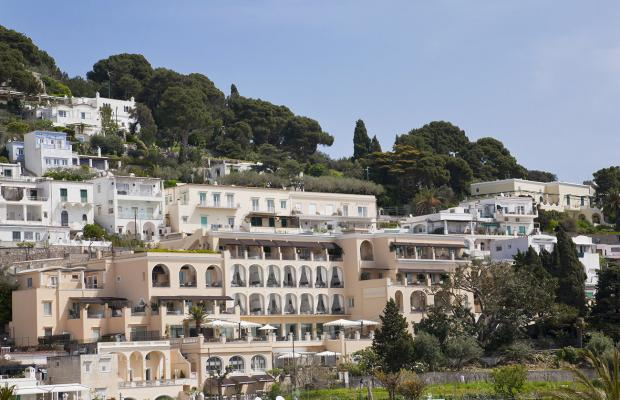 фотографии отеля Capri Tiberio Palace (ex. Jw Marriott Capri Tiberio Palace Resort Spa) изображение №7