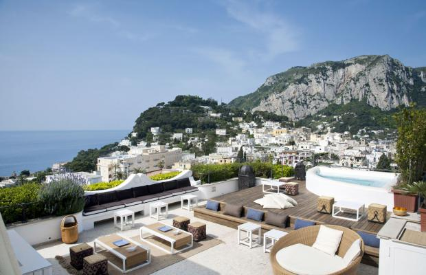 фотографии отеля Capri Tiberio Palace (ex. Jw Marriott Capri Tiberio Palace Resort Spa) изображение №87