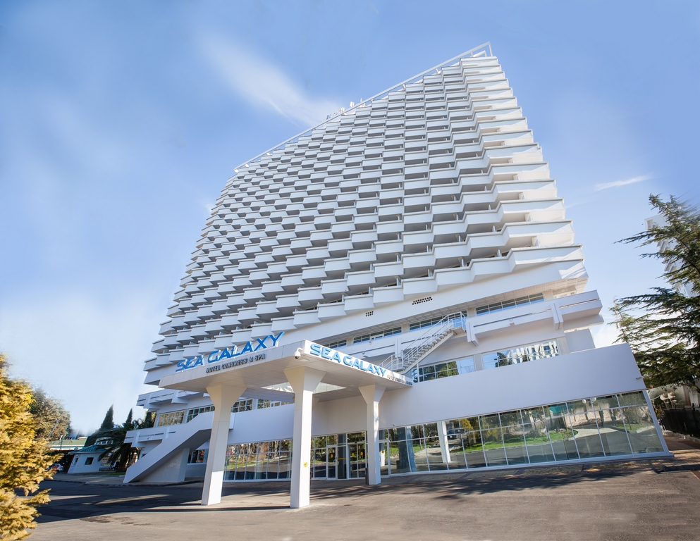 Отель Sea Galaxy Congress & Spa Hotel (ex. Светлана), 4*, Сочи