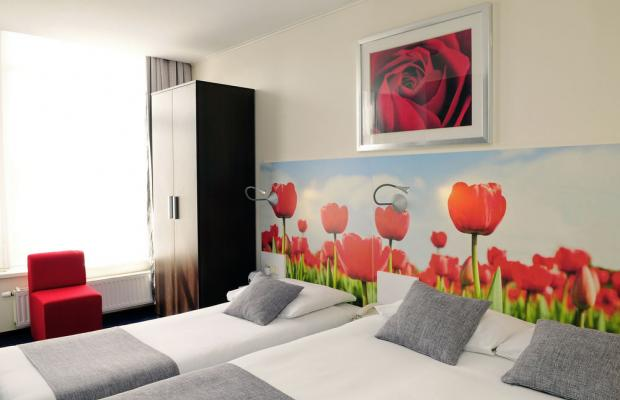 фотографии отеля Ibis Styles Amsterdam City (ex. All Seasons Amsterdam City) изображение №31