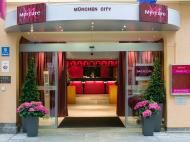 Mercure Muenchen City Center, 4*