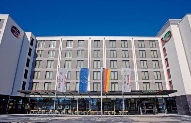 фото отеля Courtyard by Marriott Munich City East изображение №1