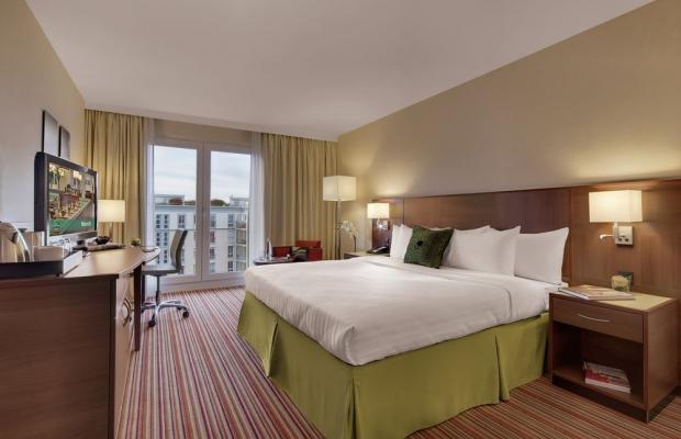 фото отеля Courtyard by Marriott Munich City East изображение №13