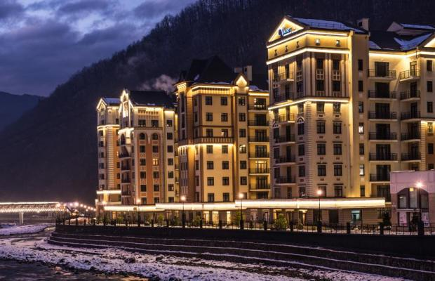 фотографии отеля Valset Apartments by HELIOPARK Rosa Khutor изображение №11