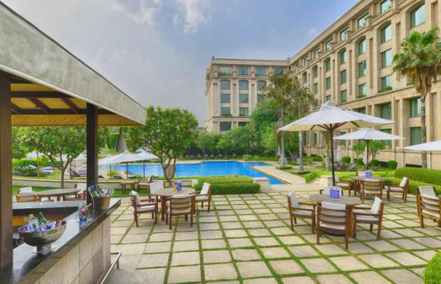 фото отеля The Grand New Delhi (ex. Grand Hyatt)  изображение №1