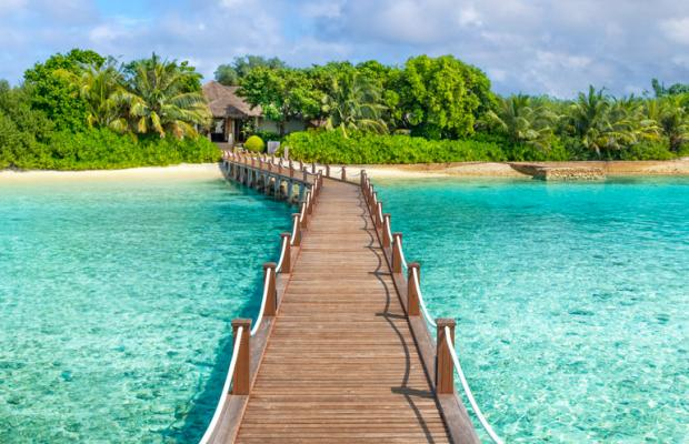 фотографии отеля Sheraton Maldives Full Moon Resort & Spa изображение №7