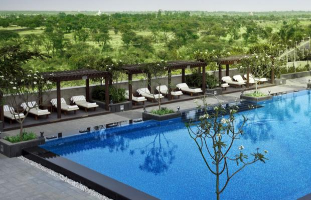 фотографии отеля The Leela Ambience Gurgaon Hotel & Residences (ex. The Leela Kempinski Gurgaon) изображение №3