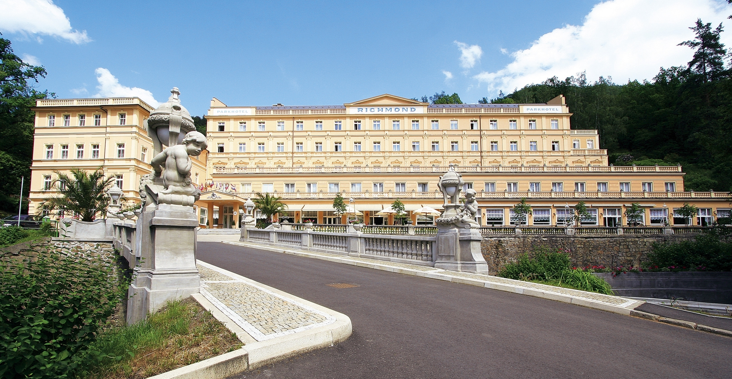 Parkhotel Richmond Karlovy Vary, 4*, Карловы Вары сборник статей resonances science proceedings of articles the international scientific conference czech republic karlovy vary – russia moscow 11–12 february 2016