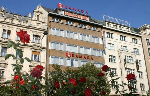 фото отеля Hotel Ramada Prague City Centre изображение №1