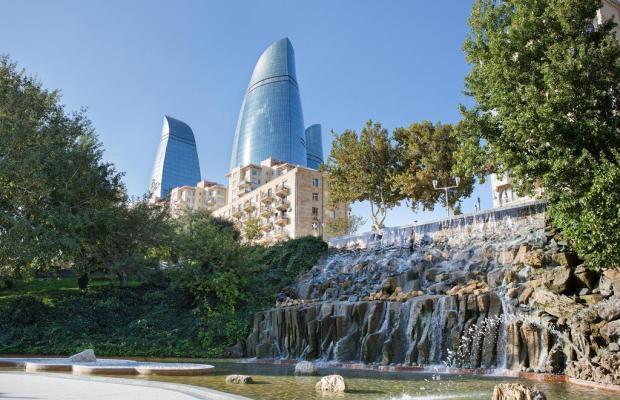 фотографии Fairmont Baku Flame Towers изображение №24