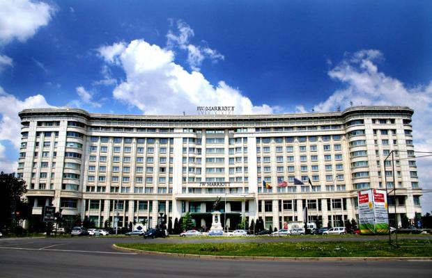 фото отеля JW Marriott Bucharest Grand Hotel изображение №1