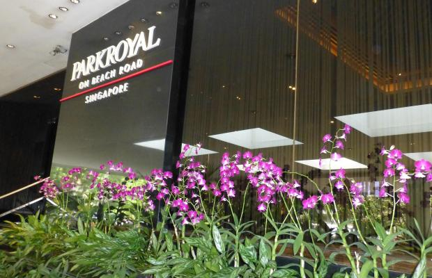 фото Parkrpyal on Beach Road (ex.Plaza Parkroyal) изображение №2