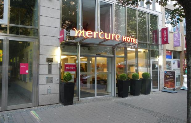 фото отеля Mercure Hotel Kaiserhof Frankfurt City Center изображение №9