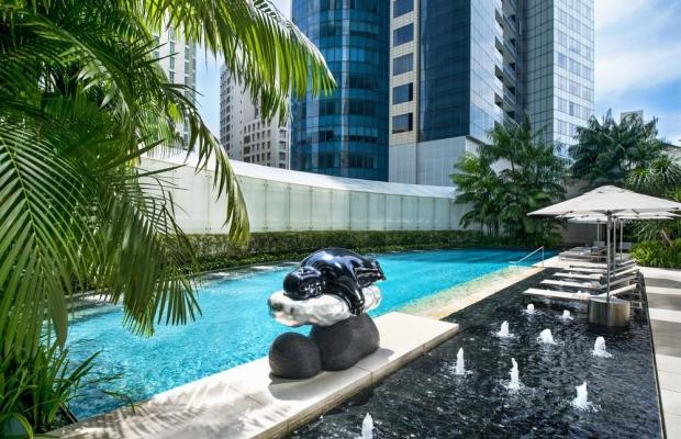 фото отеля The St. Regis Singapore изображение №1