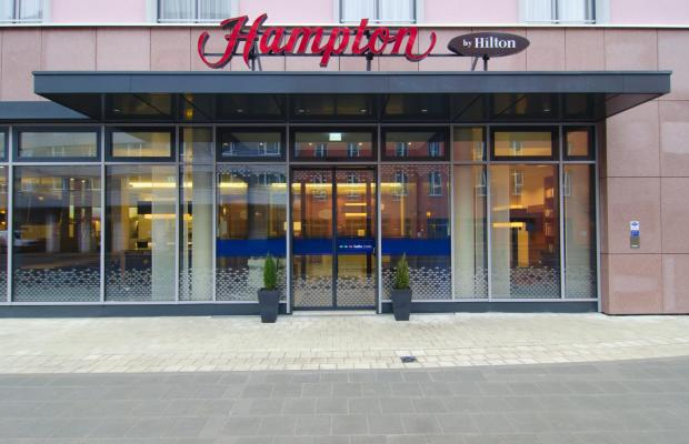 фотографии отеля Hampton by Hilton Nuremberg City Centre изображение №19