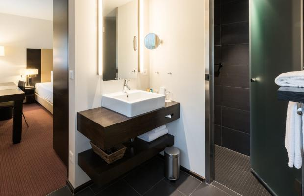 фотографии отеля Four Points by Sheraton Sihlcity - Zurich изображение №11