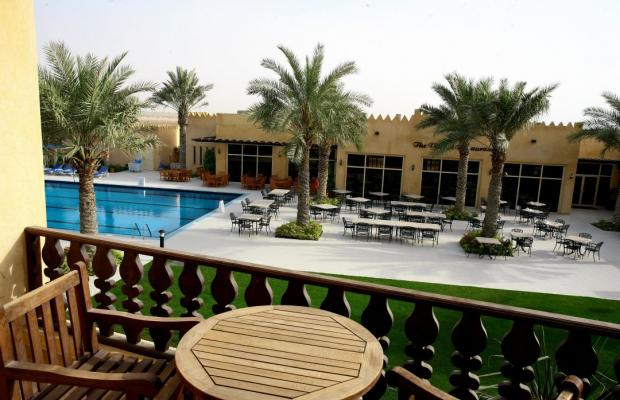 фотографии отеля Al Hamra Village Golf & Beach Resort (ex. Golf Village Resort) изображение №3