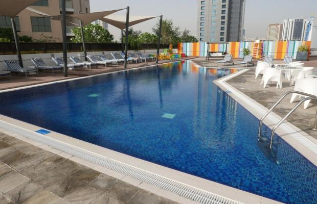 фото отеля Radisson Blu Hotel, Dubai Downtown изображение №5