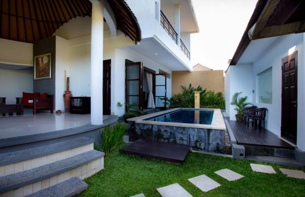 фотографии The Bidadari Luxury Villas & Spa изображение №12