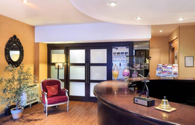 фото отеля Best Western Hotel Athеnеe Toulouse by HappyCulture изображение №21