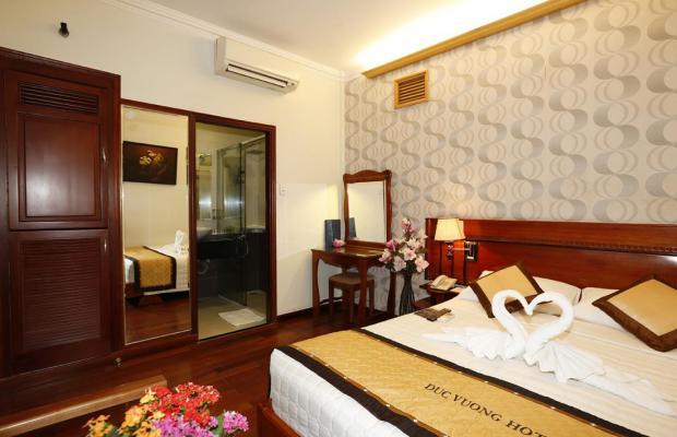 фото Duc Vuong Hotel изображение №46