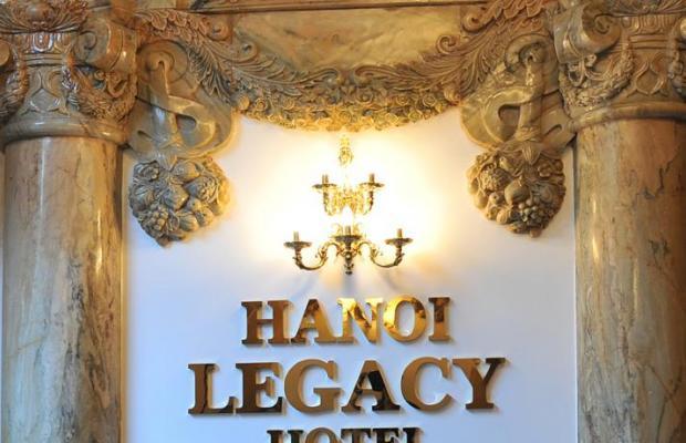 фото Hanoi Legacy Hotel - Hang Bac изображение №6
