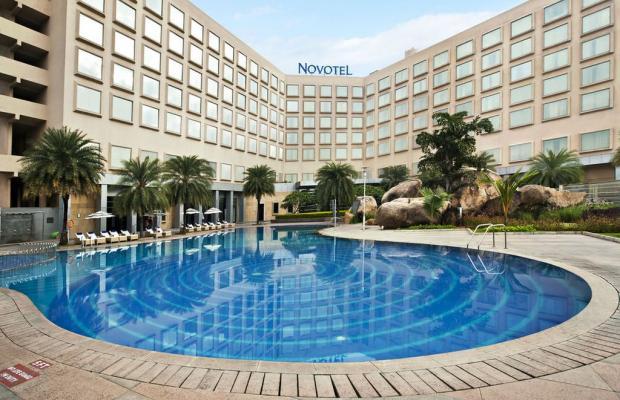 фото отеля Novotel Hyderabad Convention Centre изображение №1