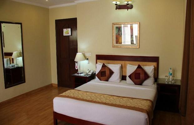 фотографии отеля Clarks Inn Nehru Place изображение №19