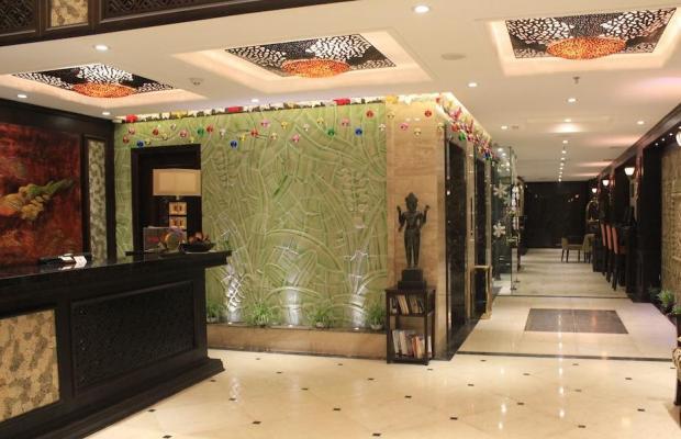 фотографии отеля Golden Lotus Luxury Hotel изображение №3