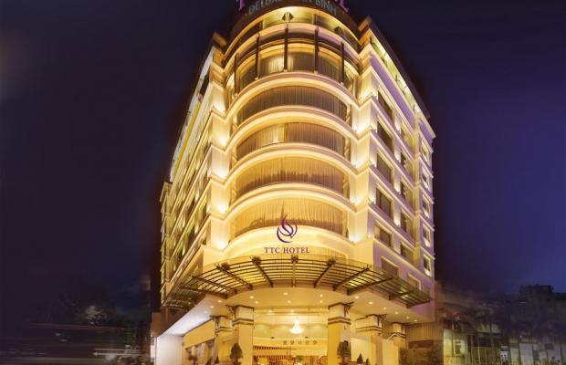 фотографии отеля TTC Hotel Deluxe Tan Binh (ex. Belami Hotel) изображение №3