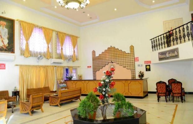 фотографии отеля Rajputana Palace изображение №7