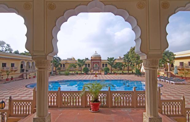 фотографии отеля Amar Mahal Orchha изображение №23