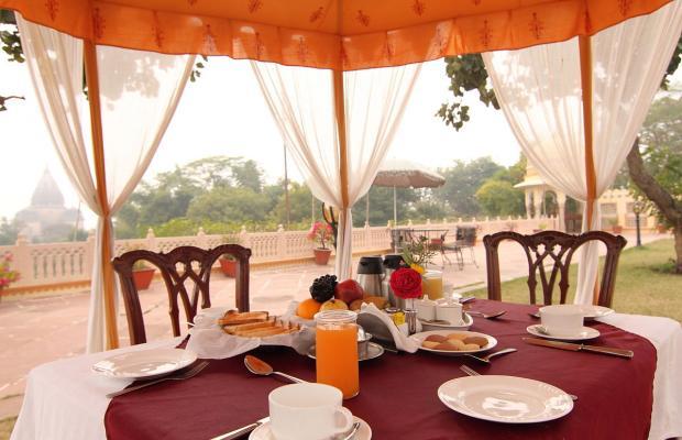 фото отеля Amar Mahal Orchha изображение №21
