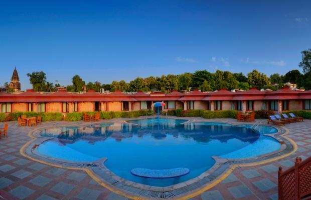 фотографии отеля The Orchha Resort изображение №11