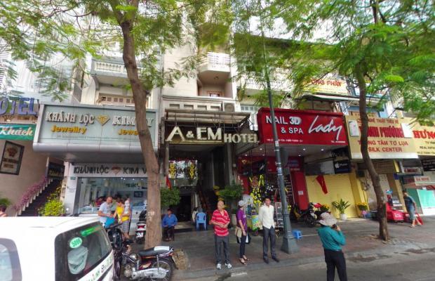 фото отеля A&Em 150 Le Thanh Ton Hotel изображение №1