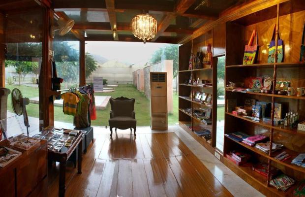 фотографии отеля The Greenhouse Resort изображение №7