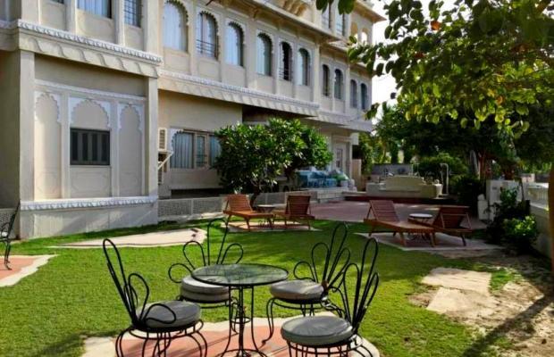 фотографии отеля Ram Pratap Palace изображение №19