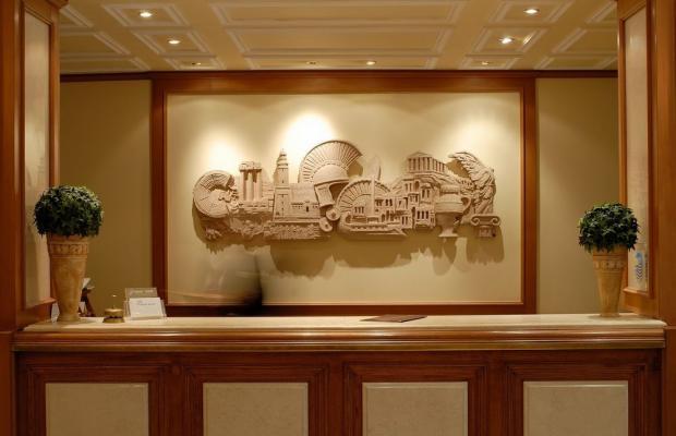 фотографии отеля Athens Atrium Hotel & Suites  изображение №35