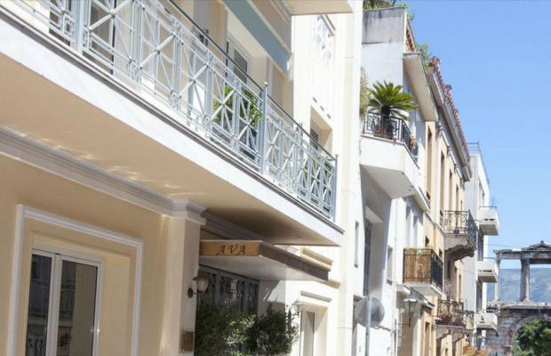 фото отеля AVA Hotel Apartments & Suites изображение №1