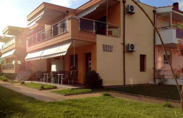 фотографии отеля Sissy`s Villas Potos изображение №7
