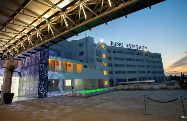 фото отеля King Evelthon Beach Hotel & Resort изображение №109