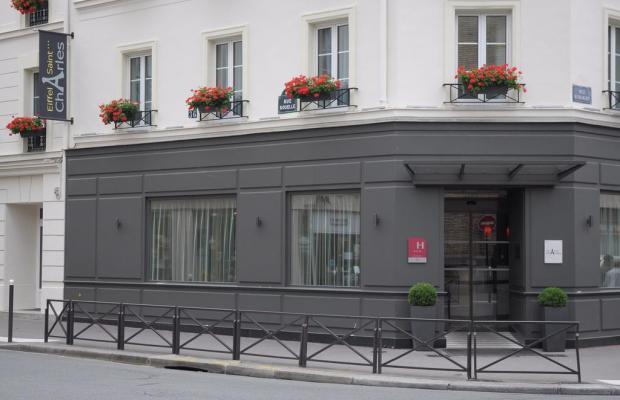 фотографии отеля Eiffel Saint Charles  изображение №3