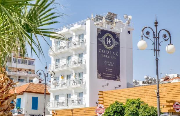 фото отеля Zodiac Hotel Apartments (ex. Augusta Beach Hotel Apartments) изображение №1